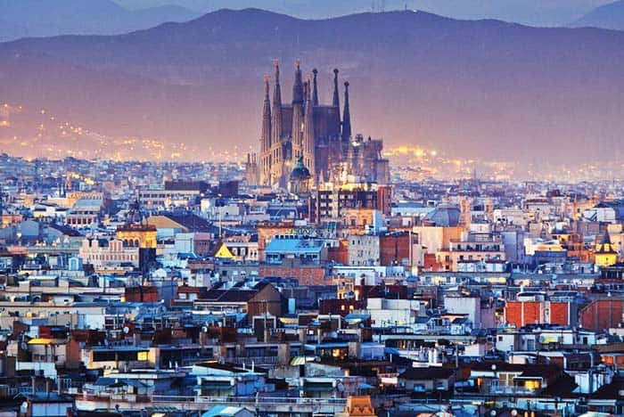 Barcelona will surely keep you busy on your visit to this city