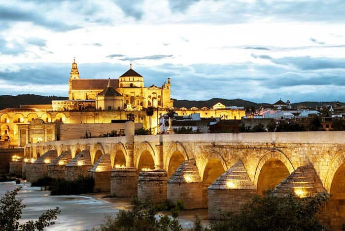 Explore the white houses and beautiful courtyards of Cordoba, Spain