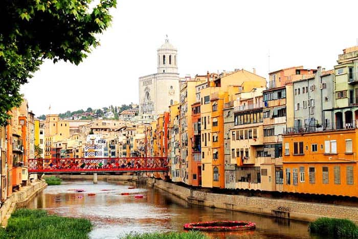 Find out where the famous Game of Thrones was filmed in Girona Spain