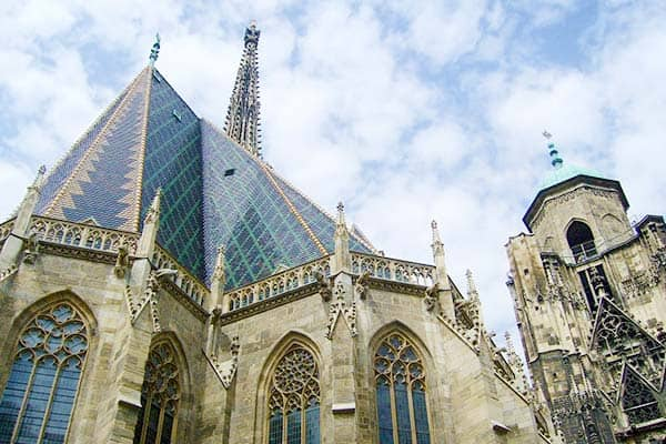 Witness the beauty of St Stephen's Cathedral on your trip to Vienna