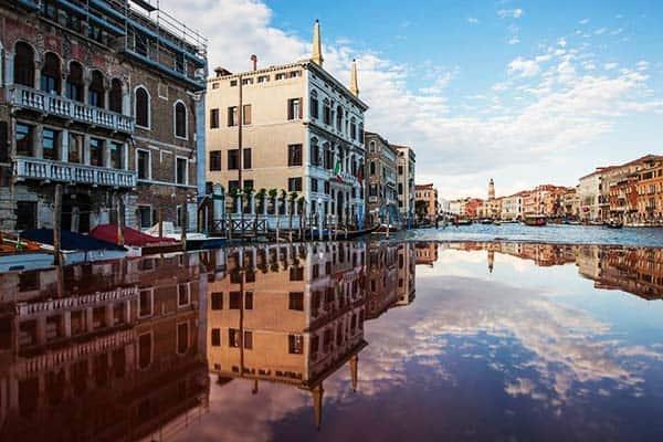 Aman Venice Boat