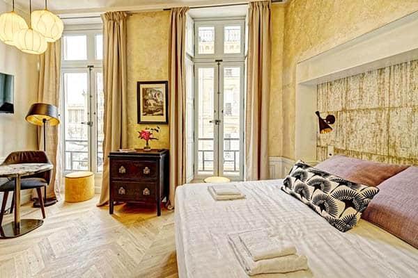 Apartments Du Louvre Paris Room