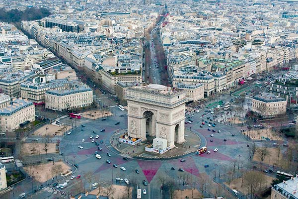 Arc de Triomphe Tickets