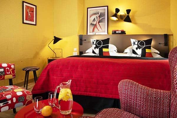 Artus Hotel Paris Room