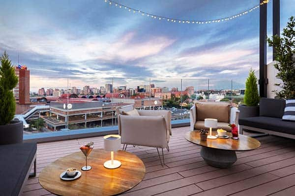 Barcelo Imagine Madrid Sky Lounge