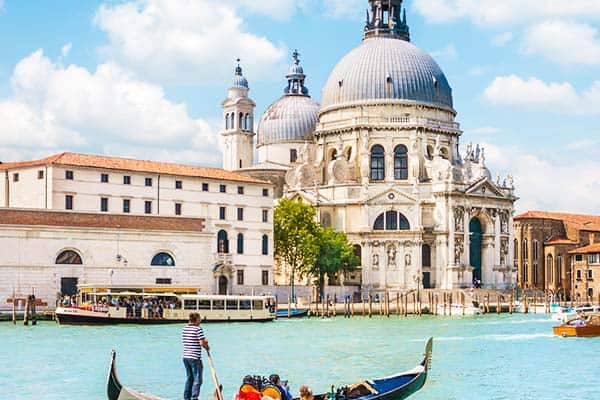 Basilica Di Santa Della Salute Venice