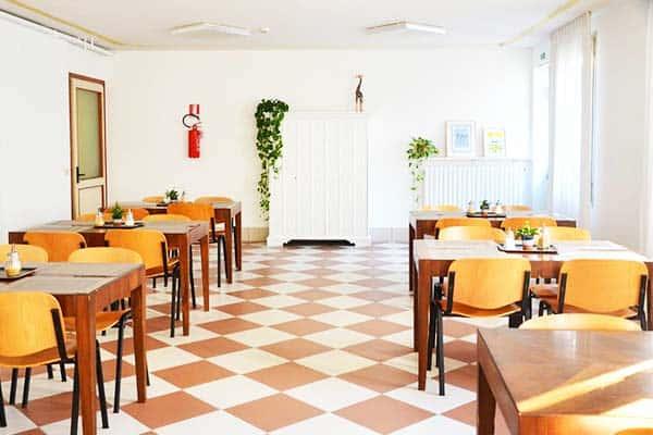 Casa Accademia Venice Dining Area
