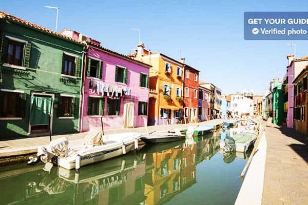 Day trip to Murano Venice
