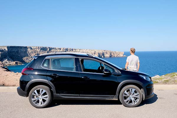 Discover Car Rental in Europe