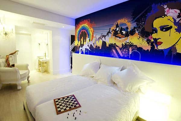 Dormirdcine Madrid Room