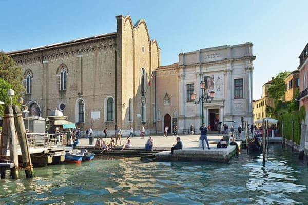 Gallerie Dell Accademia Venice