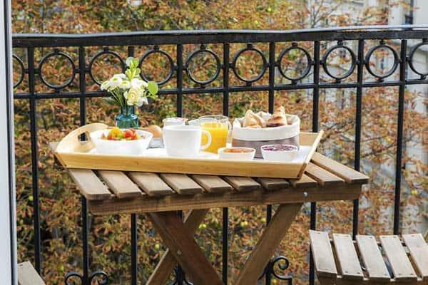 Gardette Park Hotel Terrace