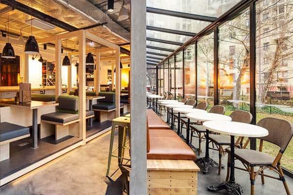 Generator Paris Restaurant