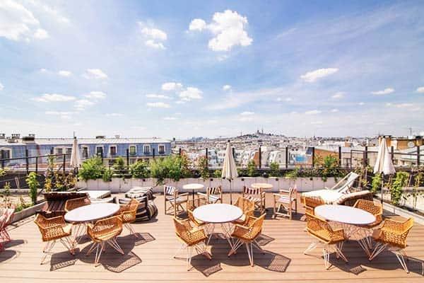 Generator Paris Rooftop