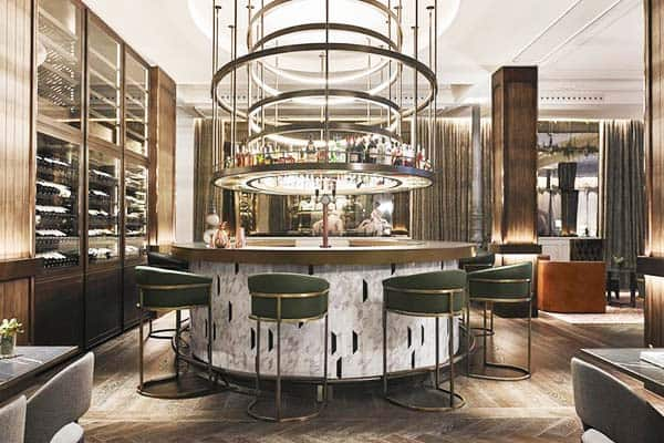 Gran Hotel Ingles Madrid Bar