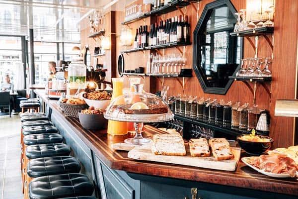 Grand Pigalle Paris Restaurant