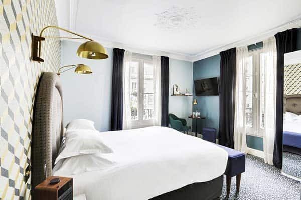 Grand Pigalle Paris Room