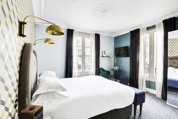 Grand Pigalle Paris Room