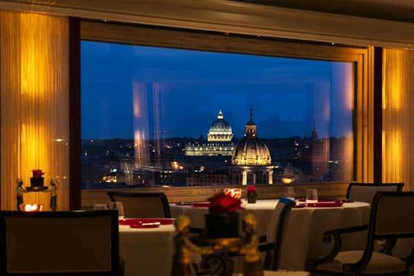Hassler Roma Restaurant