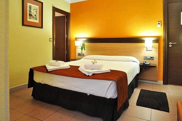 Hostal Ballesta Madrid Room