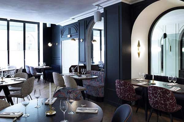 Hotel Bachaumont Paris Restaurant