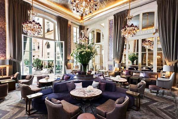 Hotel de Crillon Paris Common Area
