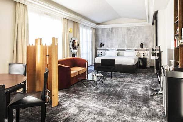 Hotel Les Bains Paris Room
