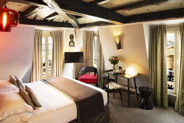 Hôtel Les Dames du Panthéon Room