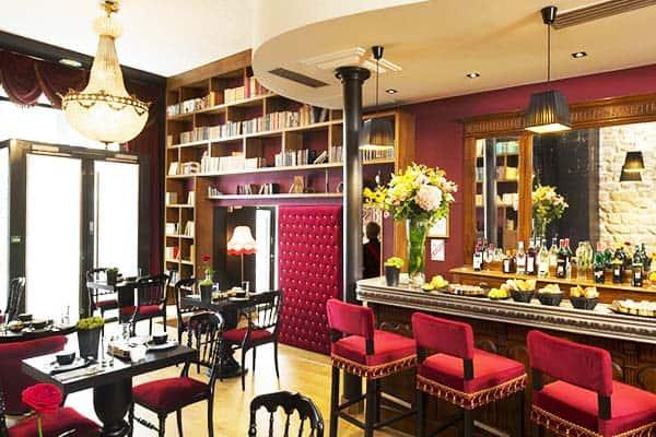 Hotel Les Théâtres Paris Bar