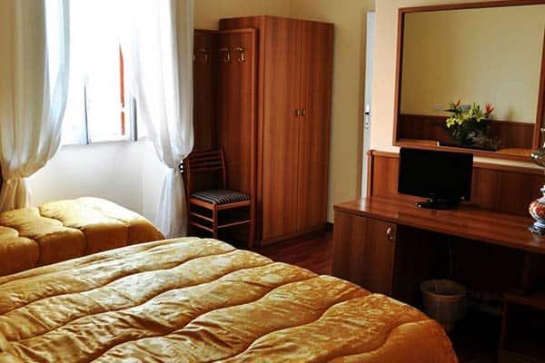 Hotel Lodi Rome Room
