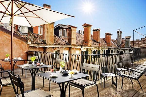 Hotel L'orologio Venice Rooftop Terrace