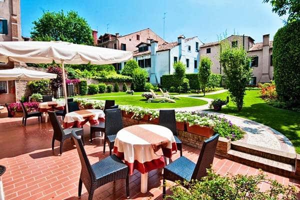 Hotel Olimpia Venice Garden