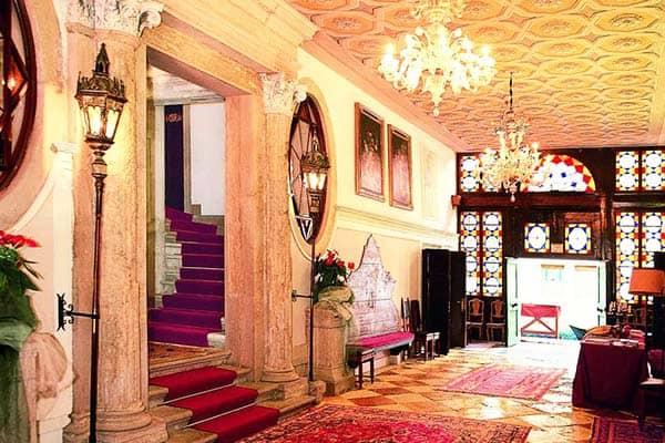 Hotel Palazzo Abadessa Reception