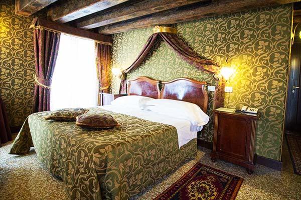 Hotel Palazzo Abadessa Room