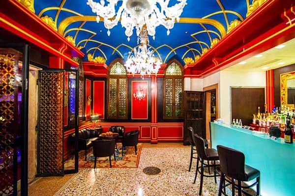 Hotel Palazzo Stern Venice Bar