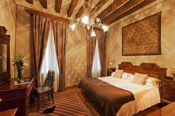 Hotel Saturnia And International Venice Room