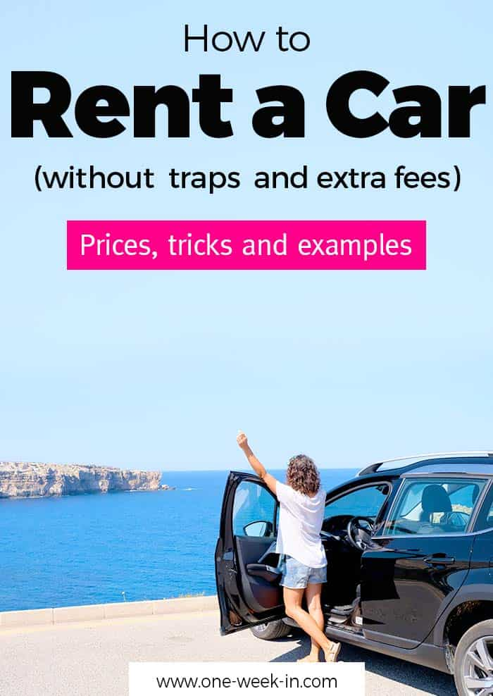 How to rent a Car in Europe? A simple Solution named Discover Cars