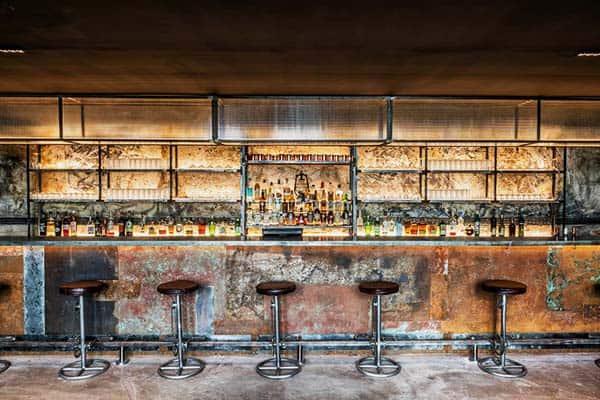 Kube Hotel Paris Bar