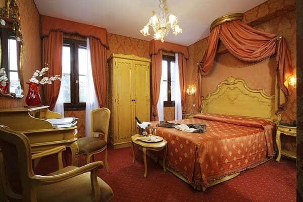 La Locandia Di Orsaria Venice Room