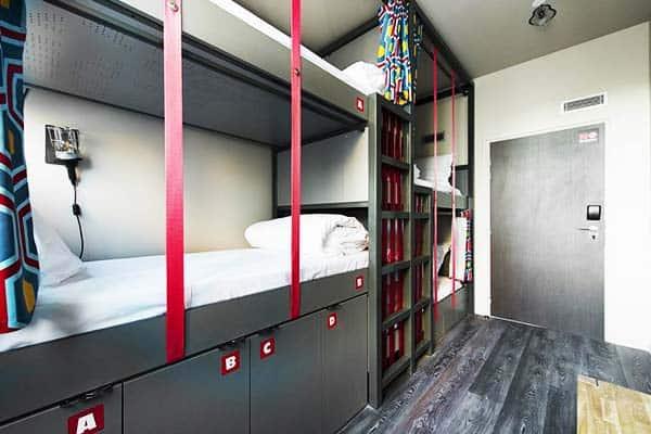 Les Piaules Paris Bunk Beds