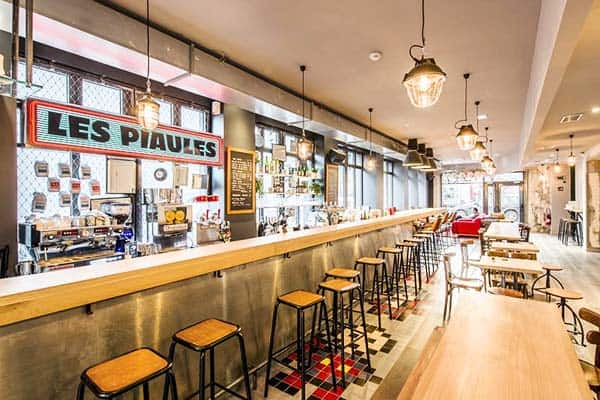 Les Piaules Paris Restaurants