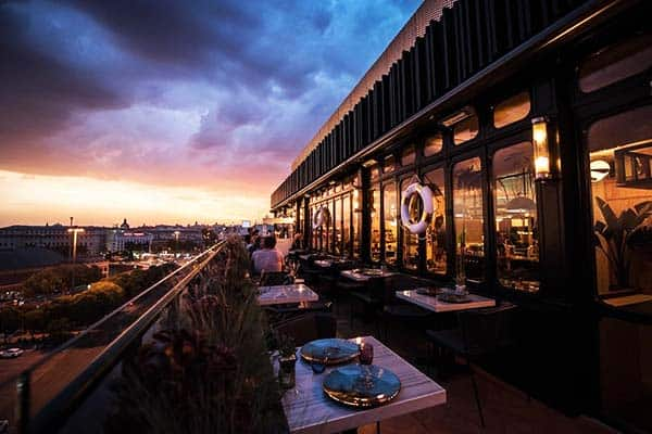 Only YOU Hotel Atocha Rooftop Bar
