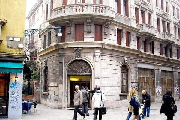 Ostello Domus Civica Venice Exterior
