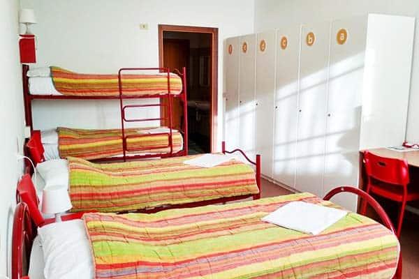 Ostello S. Fosca Hostel Venice Room