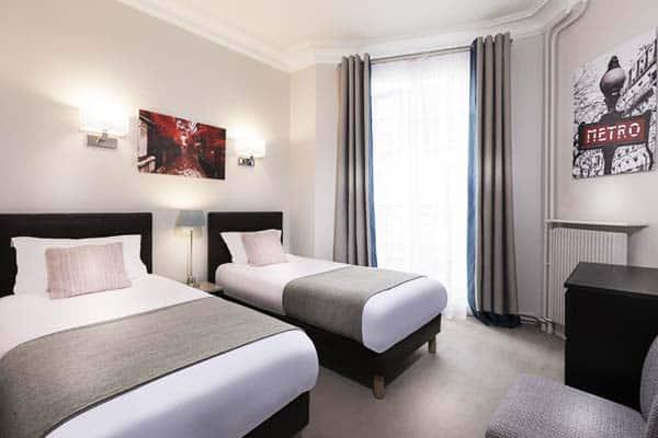 Residence Charles Floquet Paris Room