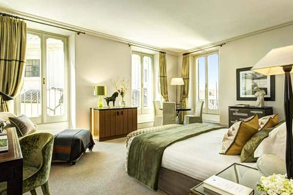 Rocco Forte Hotel De Russie Rome Room