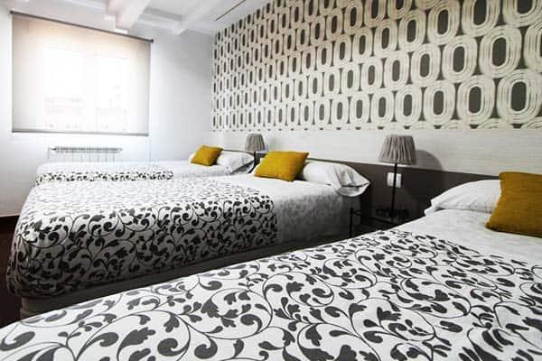 Roisa Centro Madrid Room