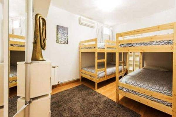Santa Ana - Sol Apartment Room