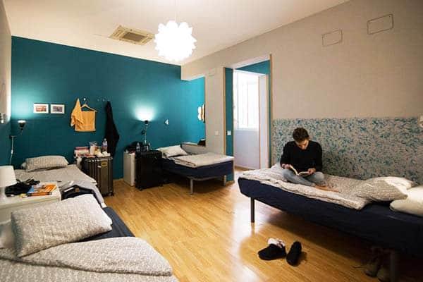 Sungate One Madrid Room