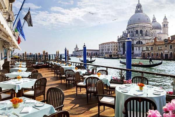 The Gritti Palace Venice Restaurant